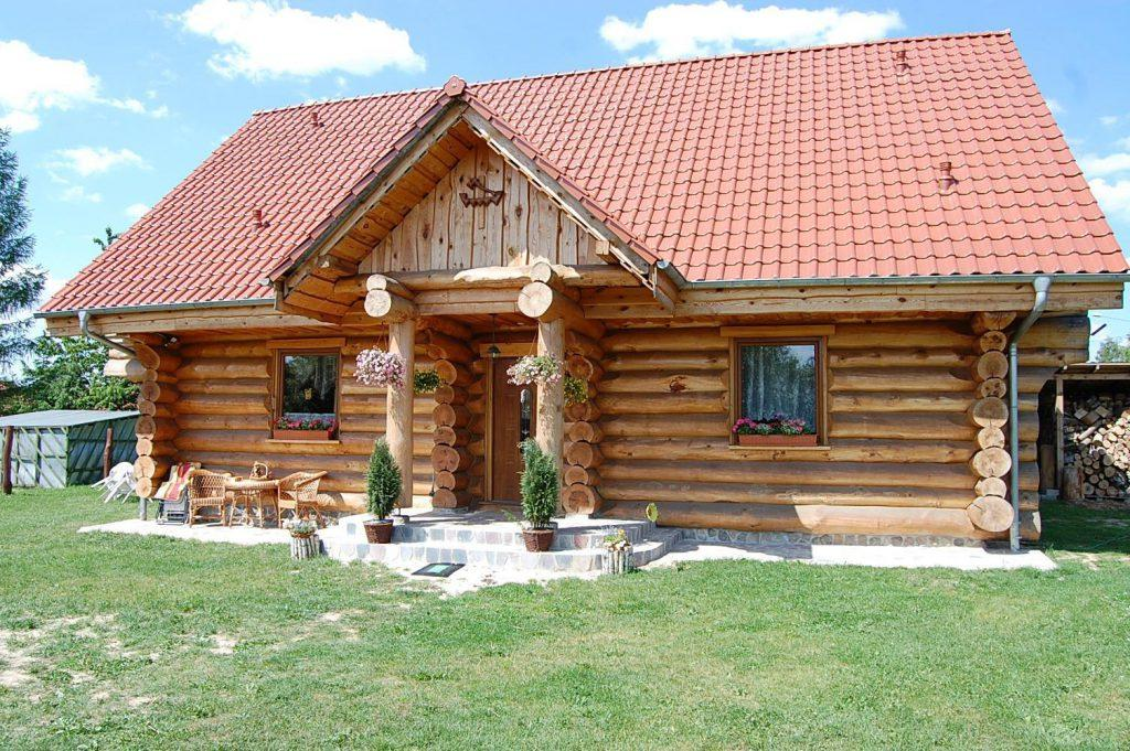 Projekt domu w Nowej Wiosce
