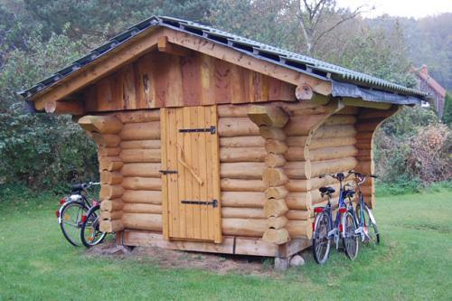 altanka drewniana